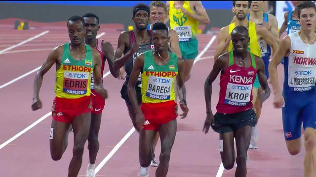 5000m messieurs: pas de qualification pour Julien Wanders [RTS]
