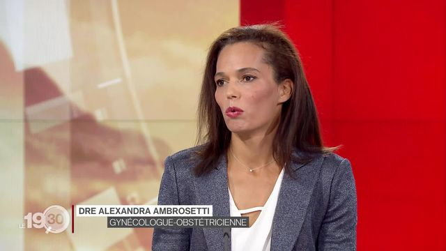 Fécondation in vitro: les explications du Dre. Alexandra Ambrosetti, gynécologue-obstétricienne [RTS]