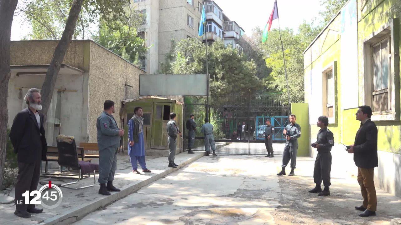 La menace des talibans pèse sur l'élection présidentielle en Afghanistan qui a lieu ce samedi [RTS]