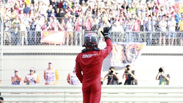 Leclerc continue sur sa lancée en qualifications. [Xavi Bonilla - AFP]
