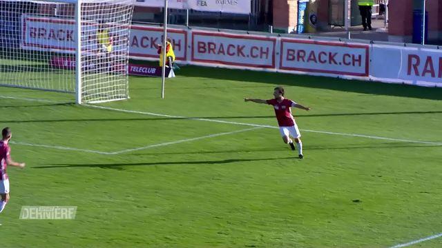 Challenge League : FC Stade Lausanne - Kriens (2 : 1) [RTS]