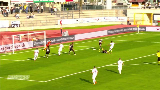 Football: National League, Lugano - Xamax ( 0-1) [RTS]