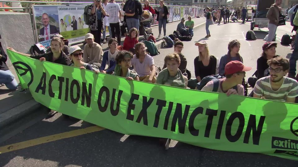 La méthode Extinction Rebellion [RTS]
