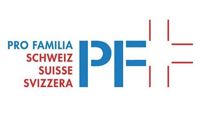 Le logo de Pro Familia Suisse. [profamilia.ch - Pro Familia Suisse]