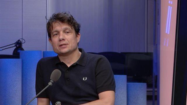 Tanguy Ausloos, délégué romand à l'enfance et à la jeunesse. [RTS]