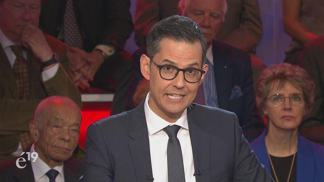 Le débat de TV5 Monde sur les élections fédérales [RTS]