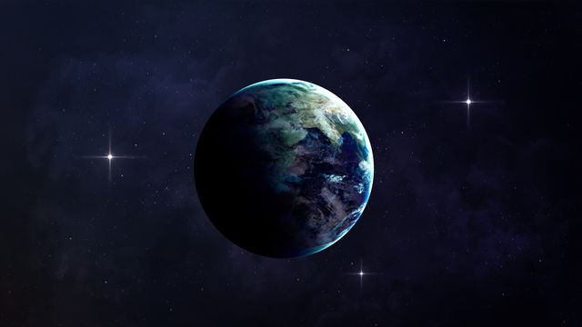 La Terre est ronde. Shad.off Depositphotos [Shad.off - Depositphotos]