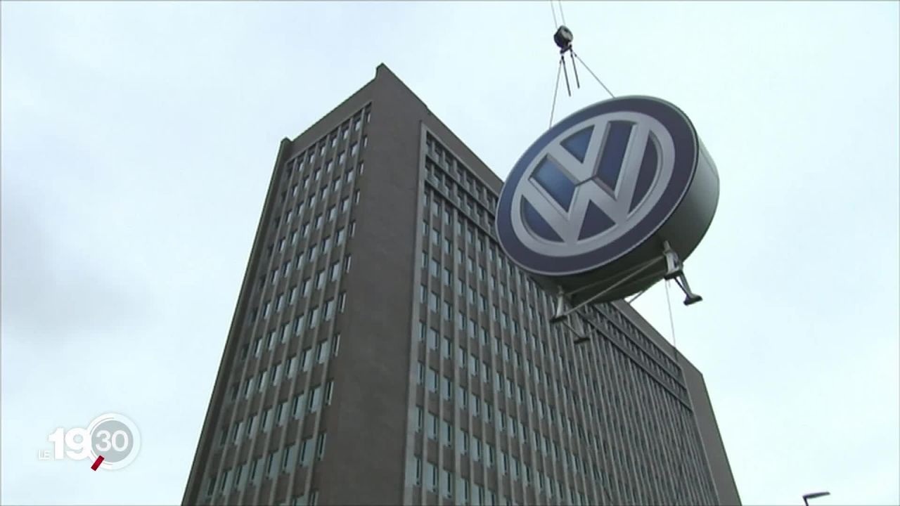 Dieselgate: dans l'affaire des moteurs diesel truqués, un procès hors norme s'est ouvert en Allemagne. [RTS]
