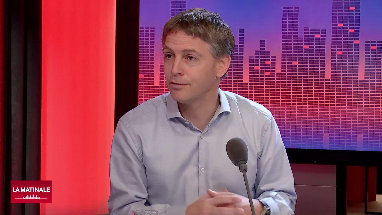 Les lois concernant l'euthanasie restent floues: interview de Pierre-Yves Rodondi (vidéo) [RTS]