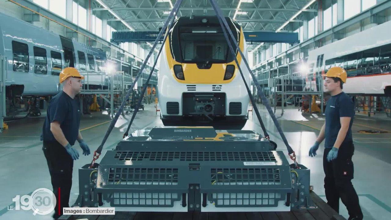 Leclanché décroche un contrat de 100 millions avec Bombardier pour l'hybridation de ses locomotives [RTS]