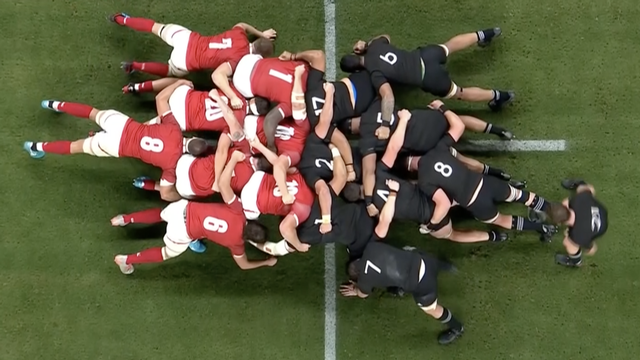 Nouvelle-Zélande - Canada (63-0): les All Blacks facile face au Canada