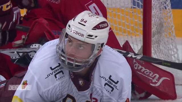 Hockey, National League: 10e journée, Rapperswil - Genève (2-0) [RTS]