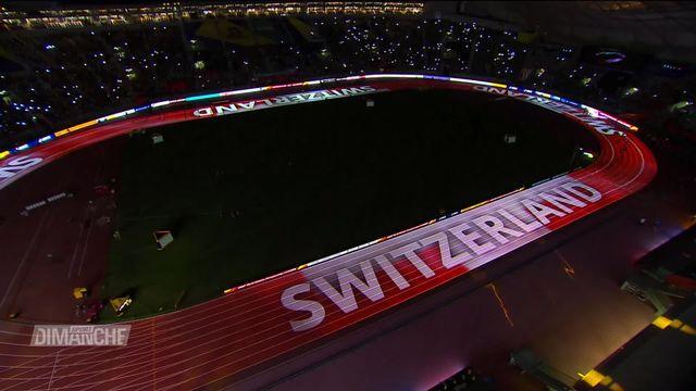 Athlétisme, Championnats du monde: le bilan des athlètes suisses [RTS]