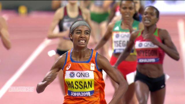 Athlétisme, Championnats du monde: le doute sur Sifan Hassan [RTS]