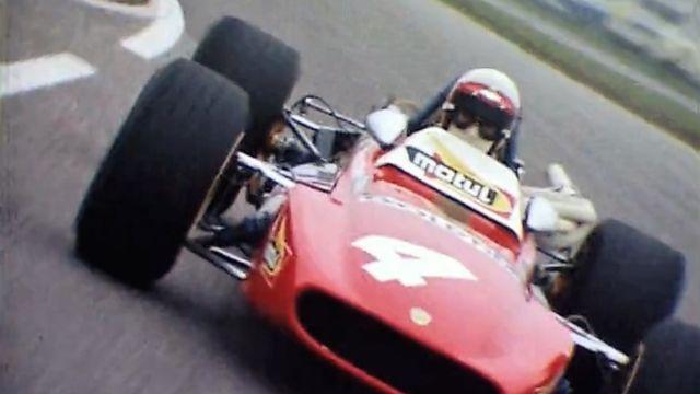 Clay Regazzoni en 1970. [RTS]