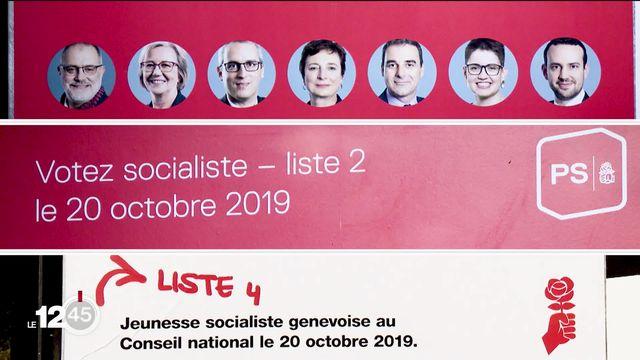 Elections fédérales: à Genève, des politiciens ont décidé de faire cavalier seul. [RTS]