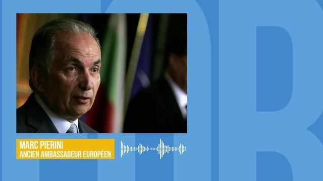 Ankara se dit prête à mener une opération militaire en Syrie: interview de Marc Pierini [RTS]