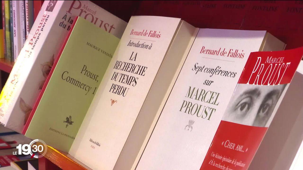 La rentrée littéraire est marquée par la parution d'inédits de trois écrivains d'envergure. [RTS]