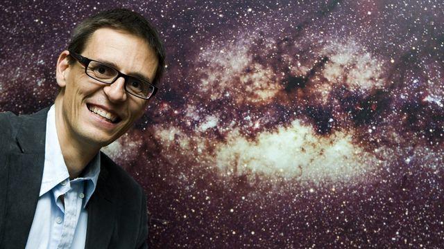 L'astrophysicien Didier Queloz. [Salvatore Di Nolfi - Keystone]