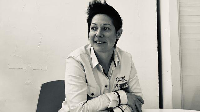 Alexia Scappaticci, éducatrice spécialisée, coordinatrice du Refuge. Mardi Véronique Marti RTS [Véronique Marti - RTS]