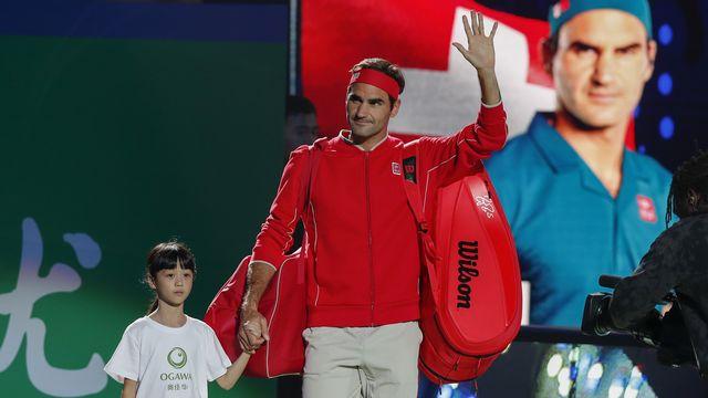 Adulé en Chine, Roger Federer devrait avoir le soutien de ses fans pour affronter un David Goffin qu'il connaît très bien.
