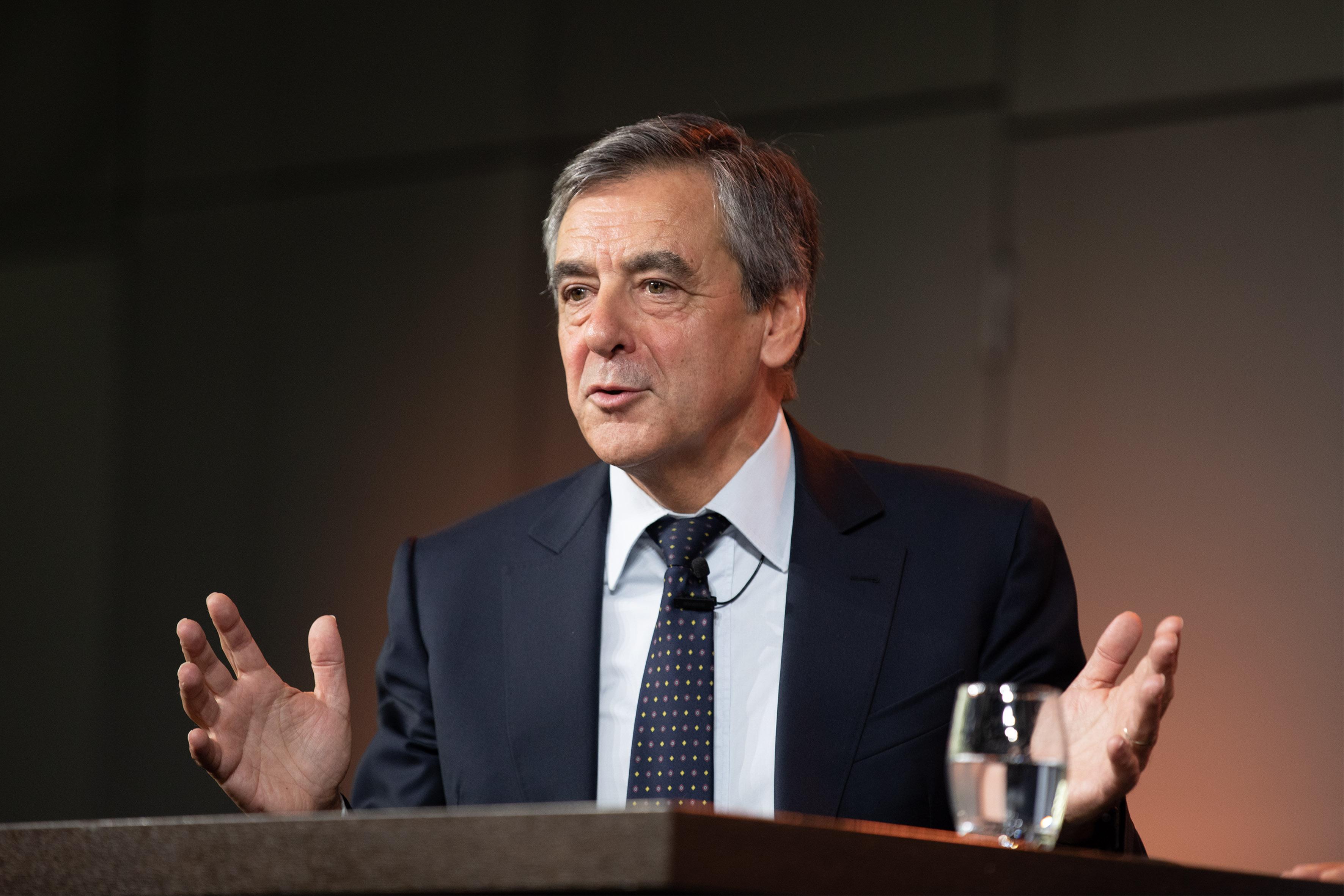 François Fillon: