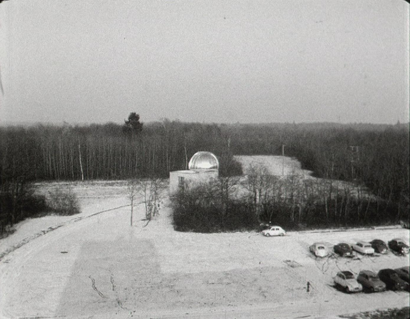 L'observatoire de Sauverny