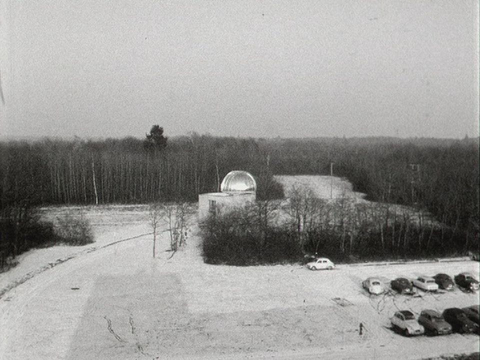 L'observatoire de Sauverny [RTS]