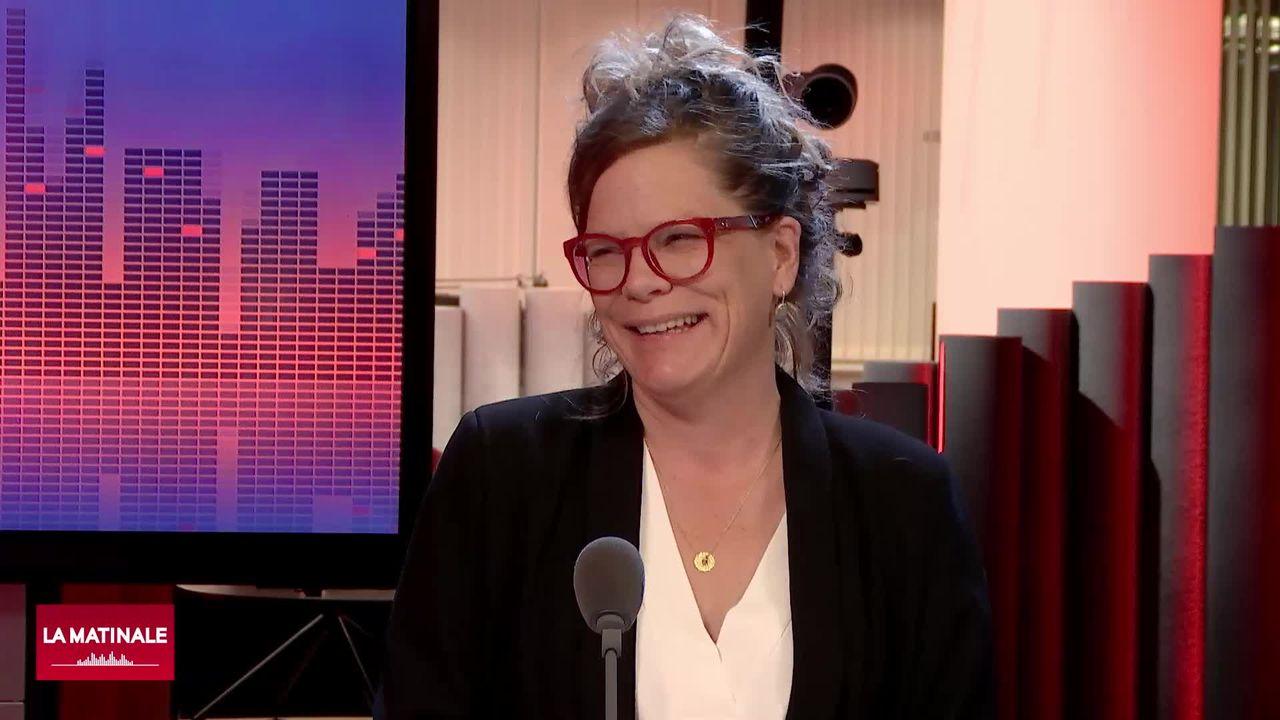Anouk Arbel, cheffe de service de la fondation PROFA, s'exprime sur l'évolution de la sexualité (vidéo) [RTS]