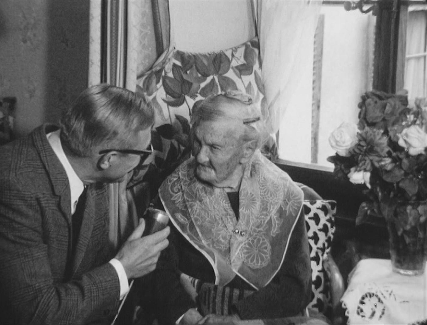 Madame Parchet, centenaire