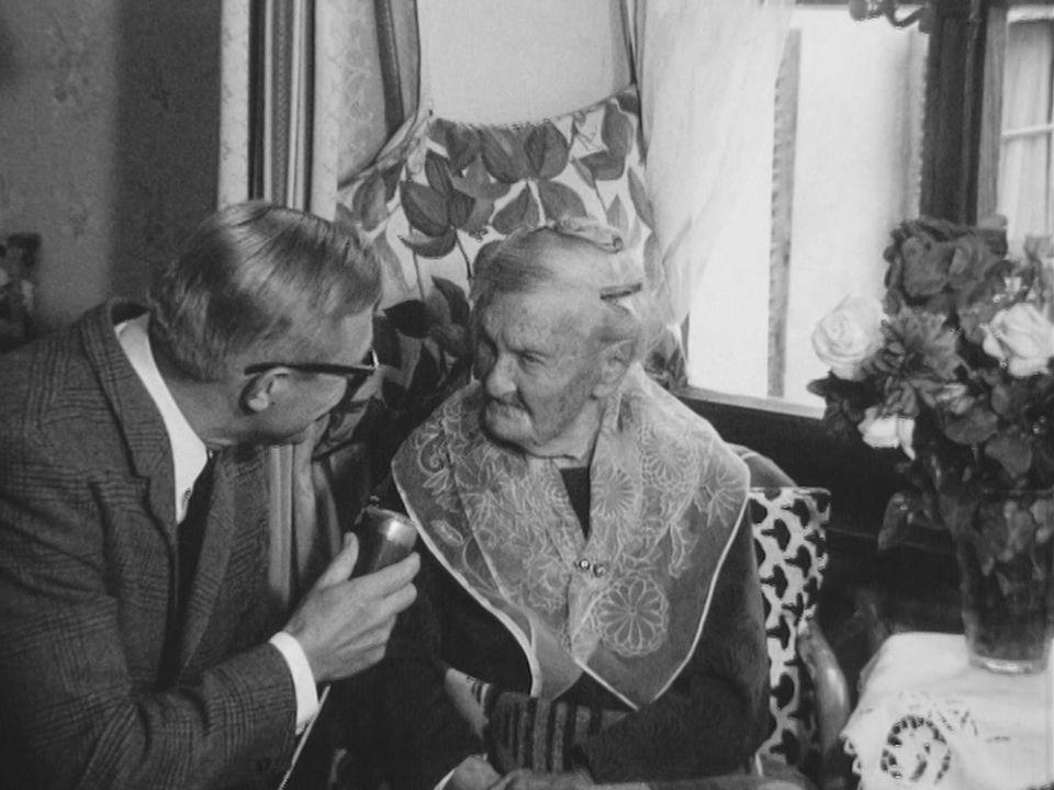 Madame Parchet, centenaire [RTS]