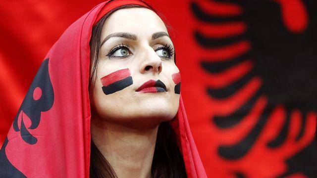 L'hymne national d'Andorre avait été diffusé à la place de l'hymne d'Albanie lors d'un match France Albanie. [Keystone]