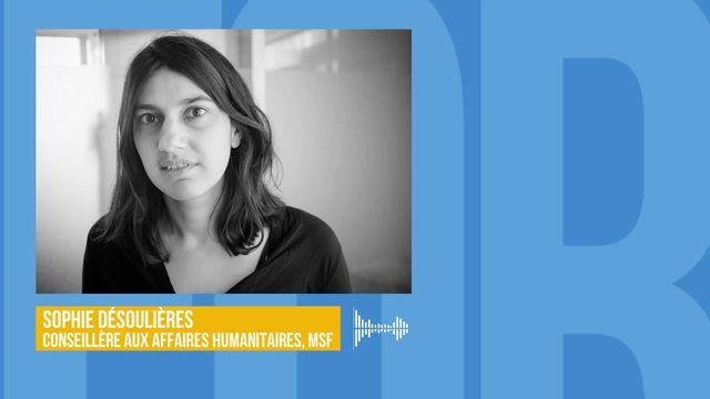 L'offensive turque en Syrie pourrait déplacer 400'000 personnes: interview de Sophie Désoulières [RTS]