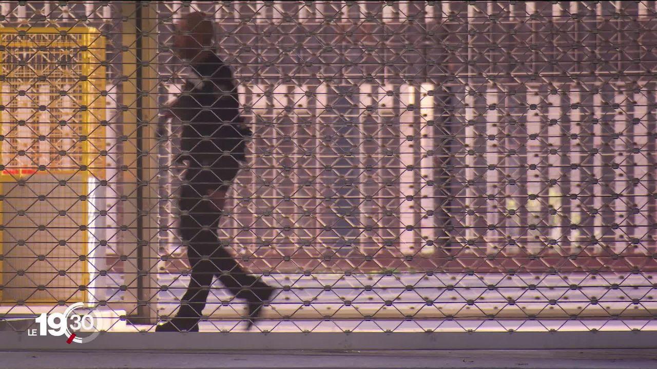 De plus en plus de Genevois sont emprisonnés pour des impayés [RTS]