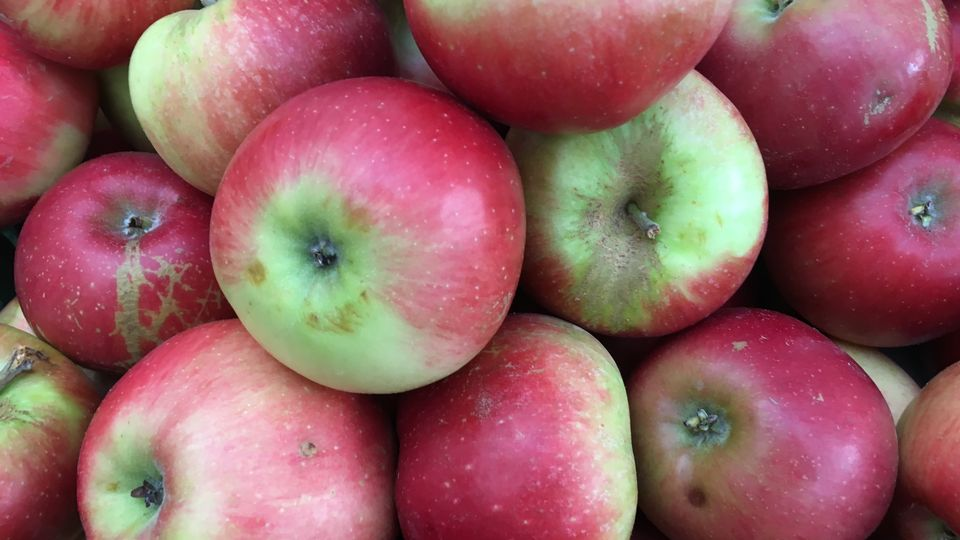 Fruits de saison et de proximité, une notion pas si évidente. [Jean de Preux - RTS]
