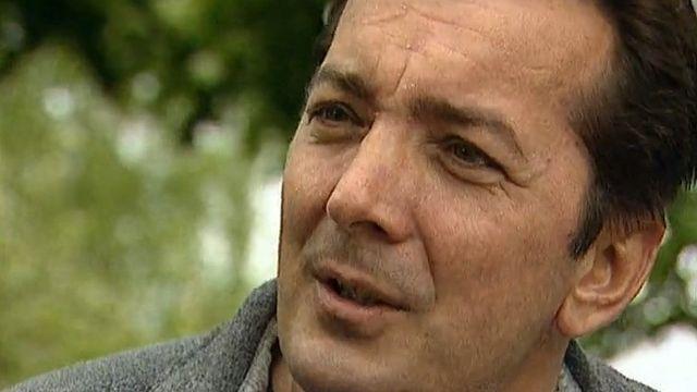 François Silvant en 1997 [RTS]