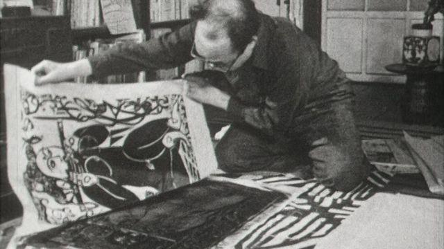 L'art subtil de l'estampe japonaise, 1969. [RTS]