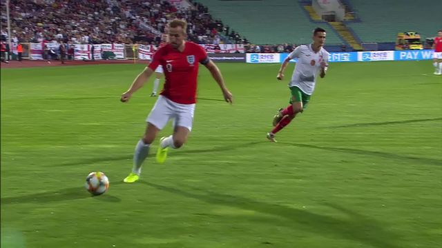 Gr.A, Bulgarie - Angleterre (0-6) [RTS]