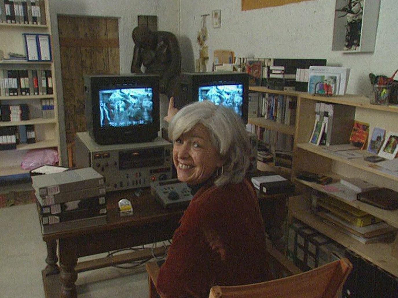 Carole Roussopoulos, vidéaste