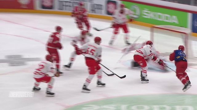 Hockey, Ligue des Champions: Lausanne - Trinec [RTS]