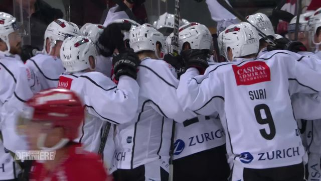 National League: Rapperswil - Lugano (1-2 ap) [RTS]