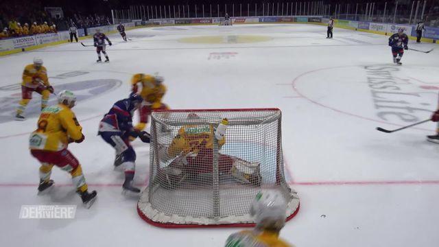 National League: Zurich - Langnau (5-4 ap) [RTS]