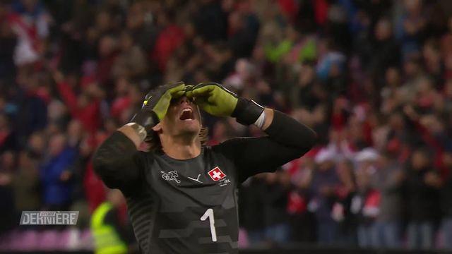 Qualifs Euro 2020: Suisse - Irlande (2-0) [RTS]