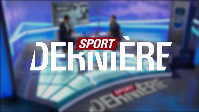 Sport dernière - Mardi 15.10.2019 [RTS]