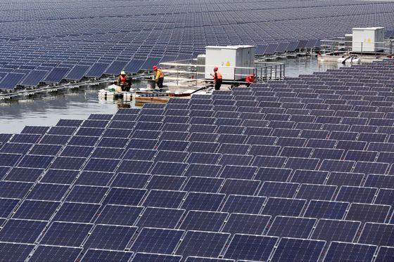 La Corée du Sud crée la plus grande centrale solaire flottante du monde