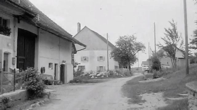 Quel avenir économique pour le canton de Fribourg en 1971 ? [RTS]