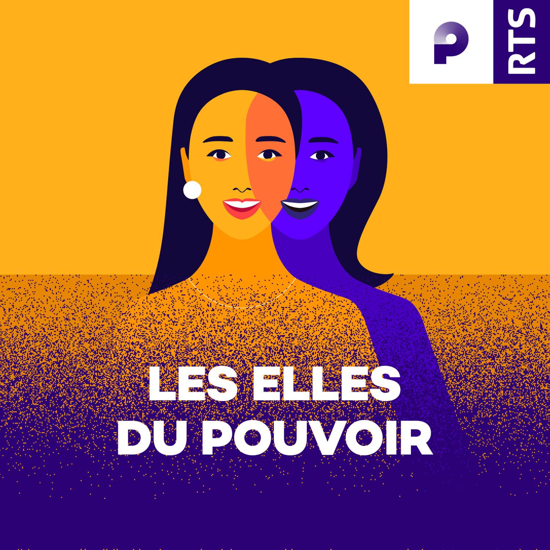 """Logo Podcast """"Les Elles du pouvoir"""". [RTS]"""
