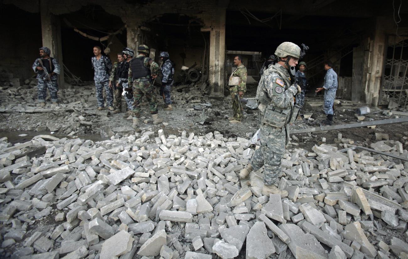 #034;Le bilan des interventions militaires américaines au Moyen-Orient est désastreux#034;
