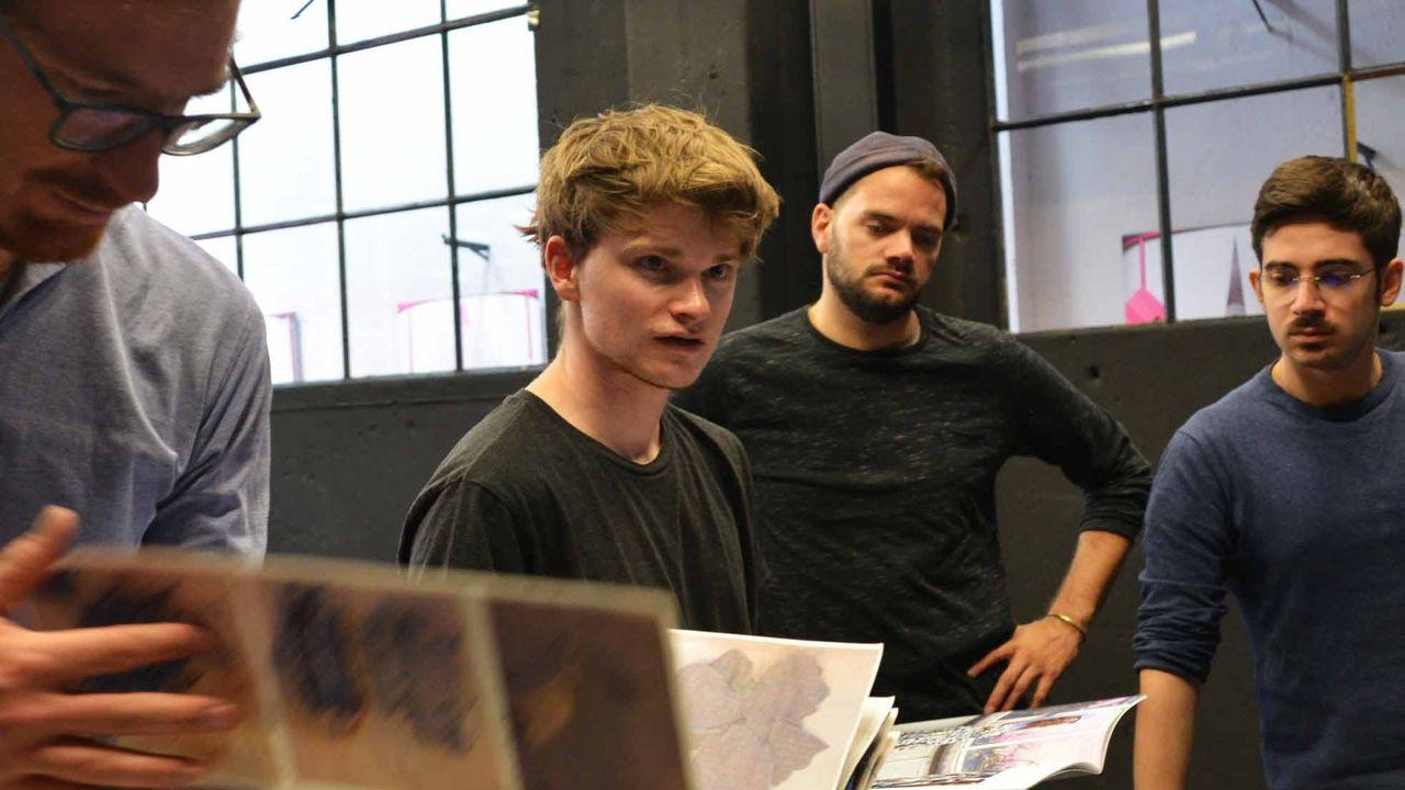 15 jeunes artistes ont été sélectionnés pour participer au projet Operalab. [facebook.com/pg/OperaLabch]