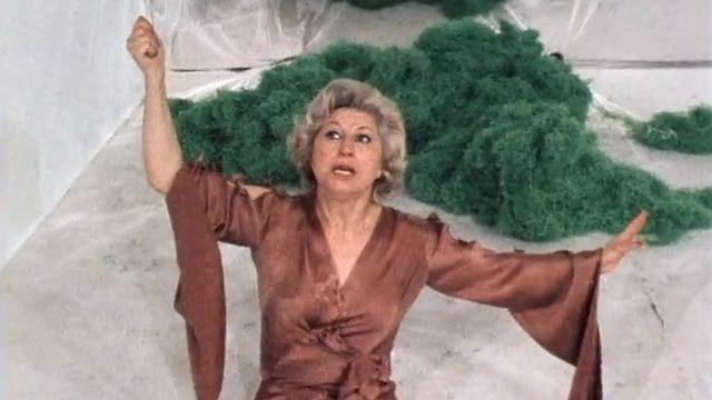 Colette Jean comédienne en 1975 [RTS]